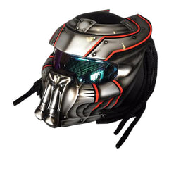 MK-Ultra II Alien Custom Predator Motorcycle Helmet DOT/ECE Approved - BUY CUSTOM HELMETS