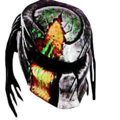 predator motorcycle helmet for sale