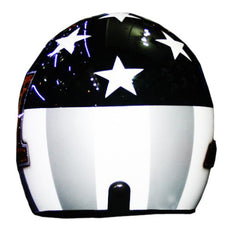 New Number 1 Easy Rider Hand Paint Helmet - BUY CUSTOM HELMETS