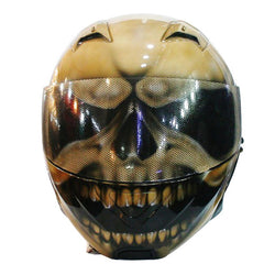 Skull Bones 34 Custom Motorcycle Helmet DOT/ECE Approved - BUY CUSTOM HELMETS