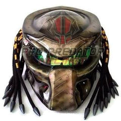 T12 Custom Predator Motorcycle Dot Approved Helmet - BUY CUSTOM HELMETS