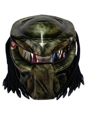 T17 Custom Predator Motorcycle Dot Approved Helmet - BUY CUSTOM HELMETS