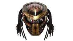 T19 Custom Predator Motorcycle Dot Approved Helmet - BUY CUSTOM HELMETS