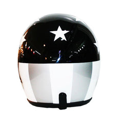 The One Easy Rider Nr 1 Comb. Free Hand Helmet - BUY CUSTOM HELMETS