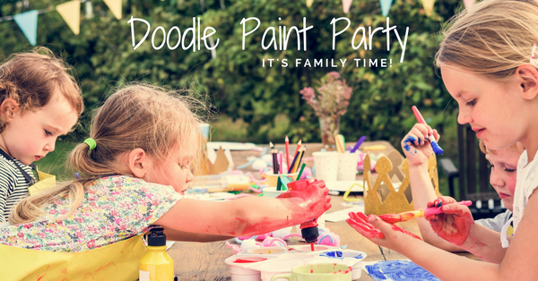 Private Doodle Paint Party_Travel