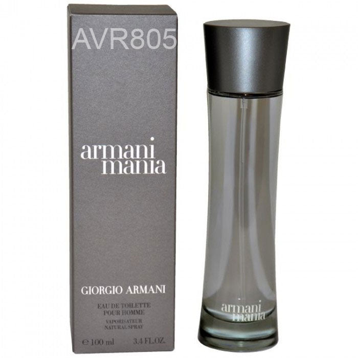 Armani Mania Eau De Toilette Spray for Men 100ml