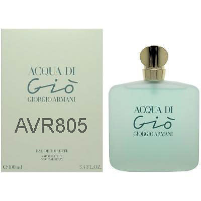 Armani Acqua Di Gio EDT Spray for Women 100ml