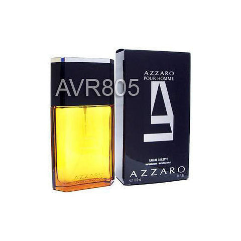 Azzaro Pour Homme  EDT Spray for Men 100ml