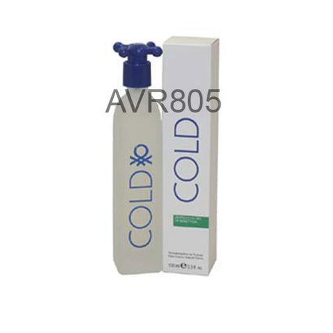 Benetton Cold 100ml EDT Spray for Men
