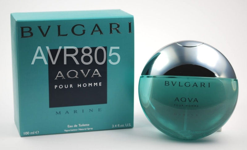 Bvlgari Bulgari Aqva Marine Aqua 100ml EDT Men Tester