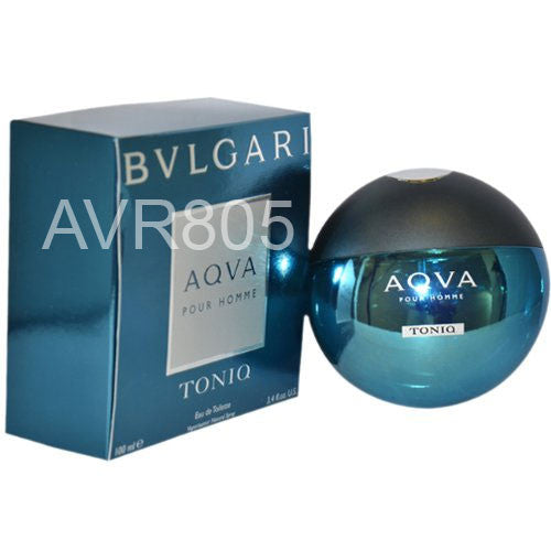 Bvlgari Bulgari Aqva Toniq Aqua 100ml EDT Spray for Men