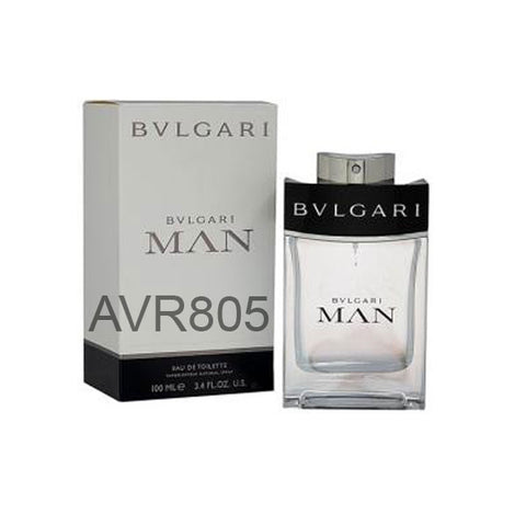 Bvlgari Bulgari Man 100ml EDT Spray for Men Tester