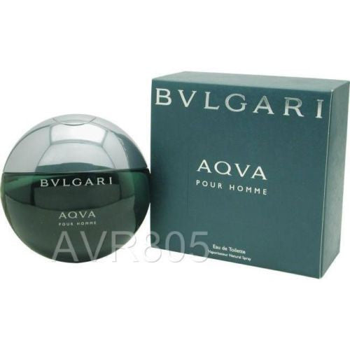 Bvlgari Bulgari Aqva Aqua 100ml EDT Spray for Men