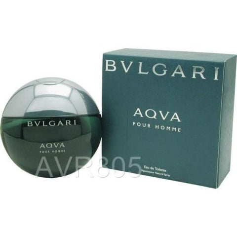 Bvlgari Bulgari Aqva Aqua 100ml EDT Spray Men Tester