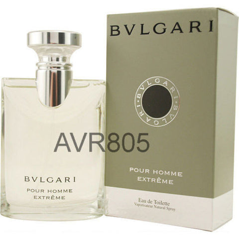 Bvlgari Bulgari Extreme 100ml EDT Spray Men Tester