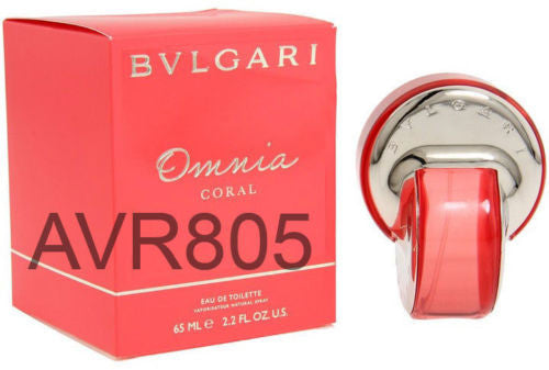 Bvlgari Bulgari Omnia Coral EDT Spray 65ml Women Tester
