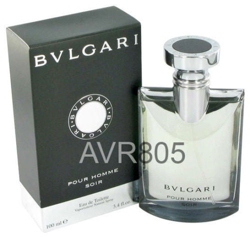 Bvlgari Bulgari Soir 100ml EDT Spray for Men