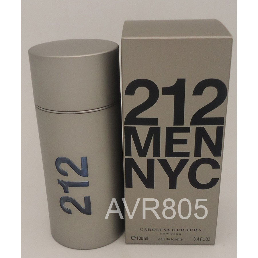 Carolina Herrera 212 NYC EDT Spray Men 100ml Tester