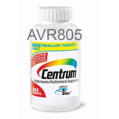 Centrum Multivitamins / Multimineral for Adults Under 50 365 Tablets