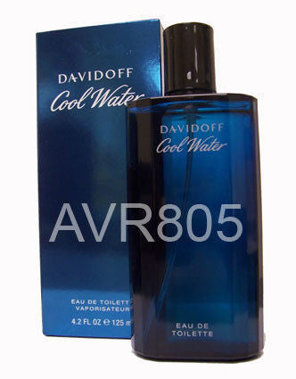 Davidoff Cool Water 125ml EDT Spray for Men Tester