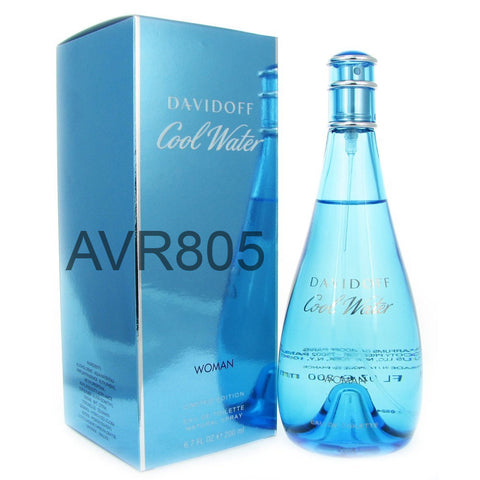 Davidoff Cool Water Woman 200ml EDT Spray for Women