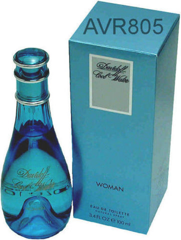 Davidoff Cool Water Woman 100ml EDT Spray Women Tester