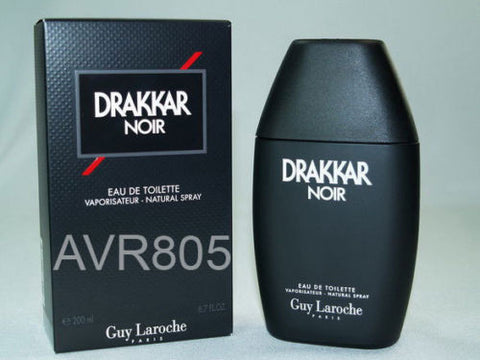 Drakkar Noir by Guy Laroche EDT Spray (Jumbo) 200ml for Men