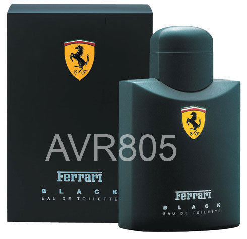 Ferrari Black 125ml EDT Spray Men Tester