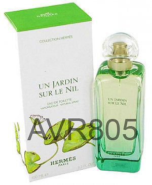Hermes Un Jardin Sur Le Nil  EDT Spray Men Women 100ml
