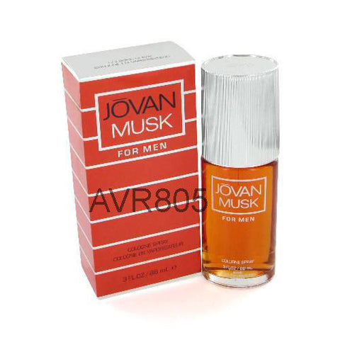 Jovan Musk Cologne Spray 88ml for Men