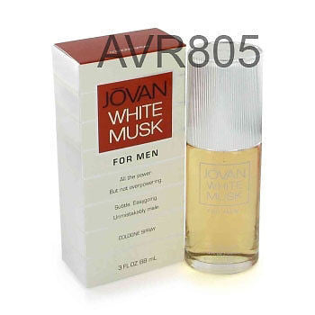Jovan White Musk Cologne Spray 88ml for Men