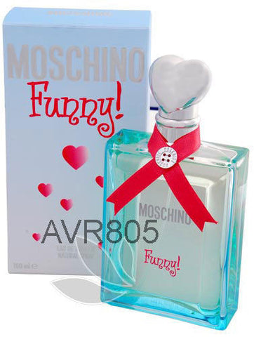 Moschino Funny EDT Spray 100ml for Women