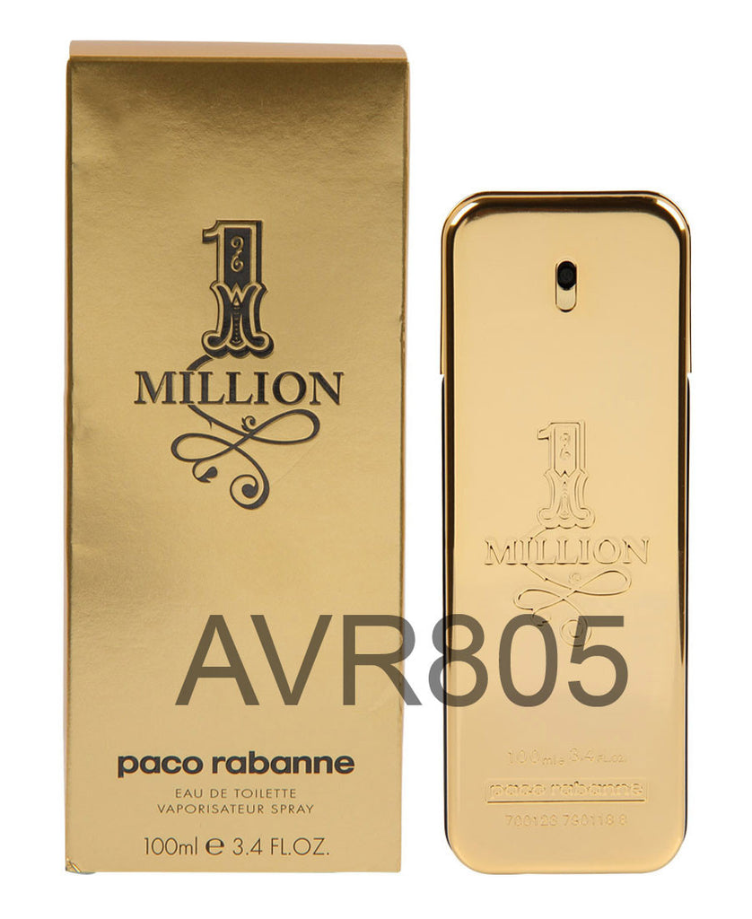 Paco Rabanne 1 One Million 100ml EDT Spray for Men Tester