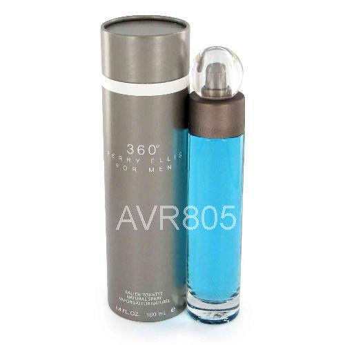 Perry Ellis 360 Degrees (Gray Box) Jumbo 200ml EDT Men
