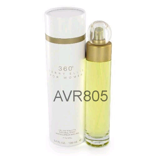 Perry Ellis 360 Degrees (White Box) 100ml EDT Women