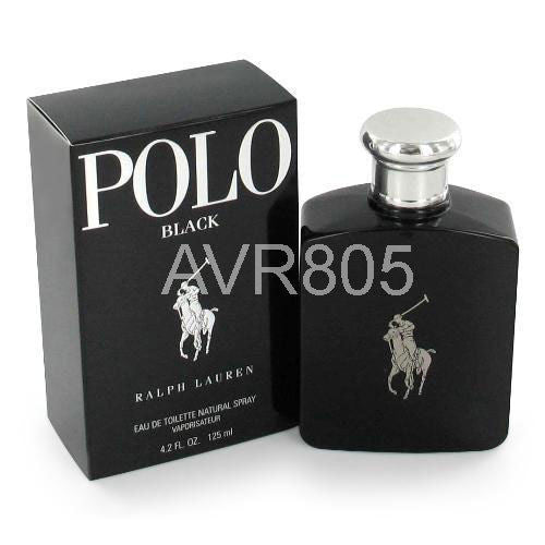 Ralph Lauren RL Polo Black 125ml EDT Spray for Men Tester