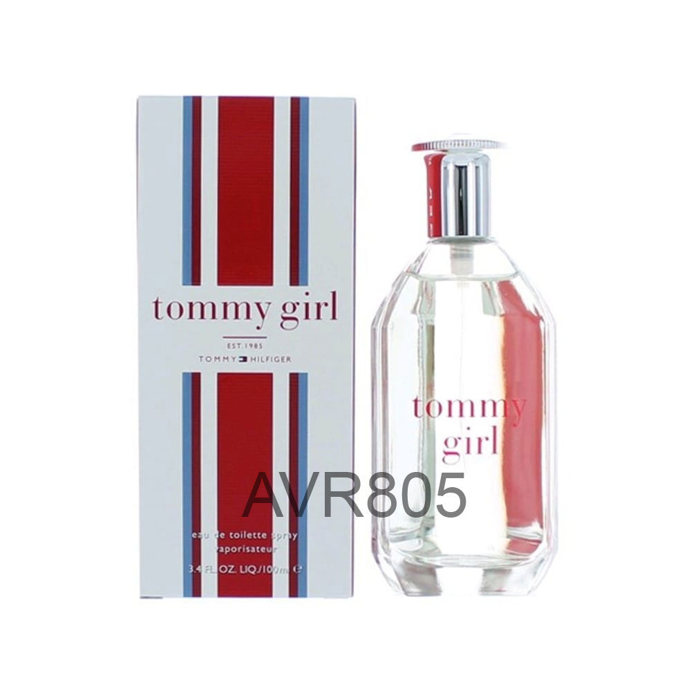 Tommy Girl by Tommy Hilfiger Eau De Toilette Spray 100ml Women