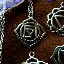 Load image into Gallery viewer, Seven Chakra Necklace ~ Choose your Chakra - SacredDivination