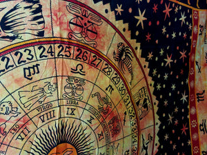 Zodiac Tapestry - SacredDivination