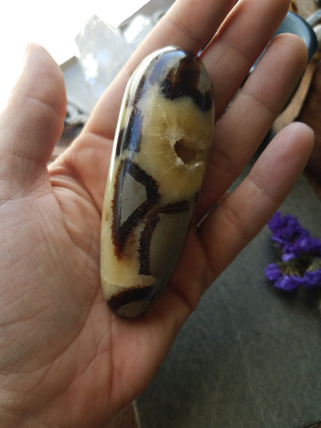 Septarian Massage Wand - SacredDivination