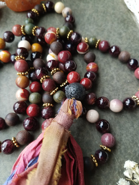 "108 ""Unlock my True Potential"" Mala"