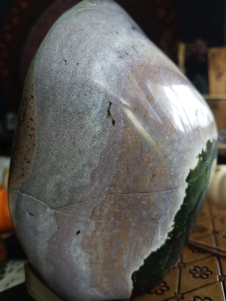 *Flash Sale* Ocean Jasper Free Form