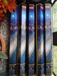 """The Galaxy"" Incense Sticks"