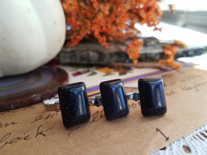 Blue Sandstone Rings