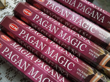 "Load image into Gallery viewer, ""Pagan Magic"" Incense Sticks"