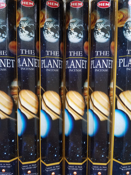 """The Planet"" Incense Sticks"