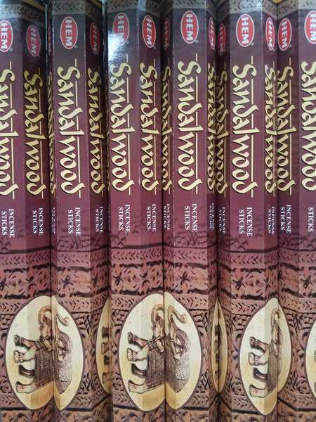 """Sandalwood"" Incense Sticks"