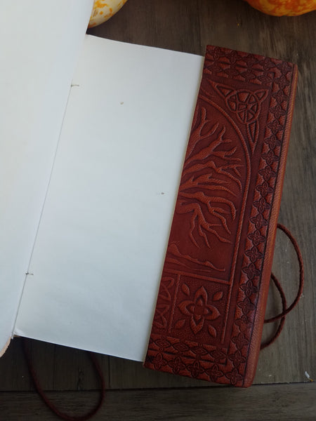 Tree of Life Blank Journal
