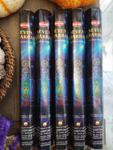 "Load image into Gallery viewer, ""Seven Chakras"" Incense Sticks"