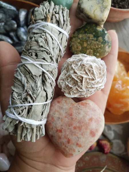 Crystal & Sage Bundle